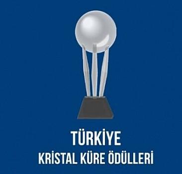 Türkiye Kristal Küre Ödülleri sahiplerini buldu