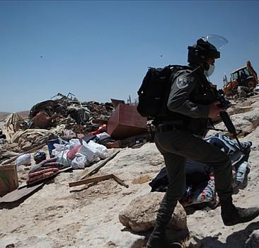 Gazze'de ayan beyan gasp