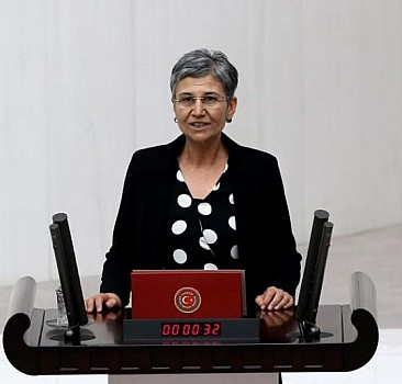 HDP'li Leyla Güven'in cezası belli oldu!