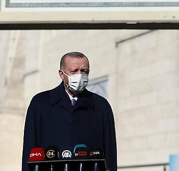 Başkan Erdoğan'ndan önemli açıklamalar