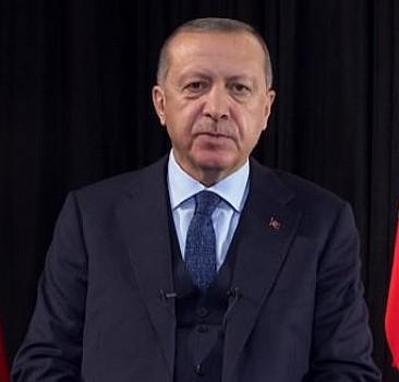 Erdoğan'dan yeni mesaj