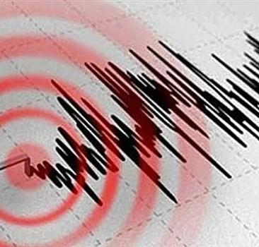 Elazığ'da deprem meydana geldi