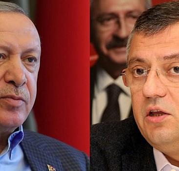 Cumhurbaşkanı Erdoğan, Özgür Özel'e dava açtı