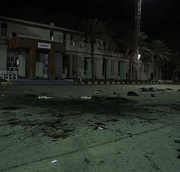 BBC araştırması, Libya'daki askeri akademi katliamından BAE'nin sorumlu olduğunu ortaya koydu