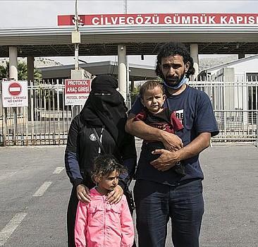 Uzuvları olmayan 14 aylık İdlibli Muhammed bebek tedavi için Türkiye'ye getirildi