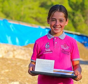 Emine Erdoğan'ın hediyesi 'Toroslar'ın Kardeleni' yörük kızı Emine'ye ulaştı