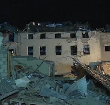 Gence'de saldırıya uğrayan siviller, dehşet dolu anları TRT Haber'e anlattı