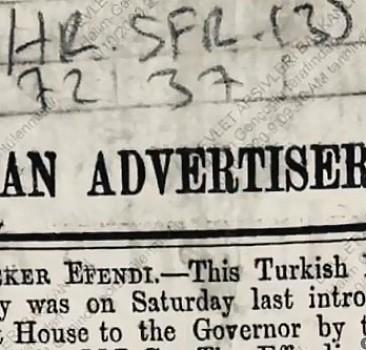 Güney Afrika'nın son Osmanlıları İstanbul'da