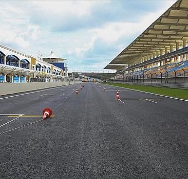 Türkiye Grand Prix'si hazırlıklarında sona gelindi