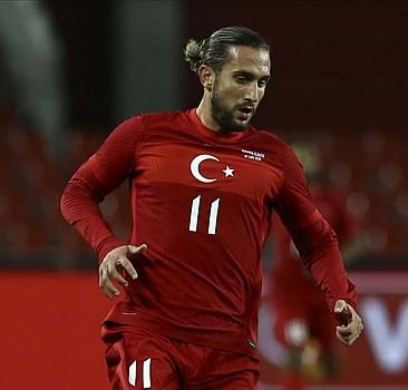 UEFA Avrupa Ligi'nde haftanın oyuncusu Yusuf Yazıcı