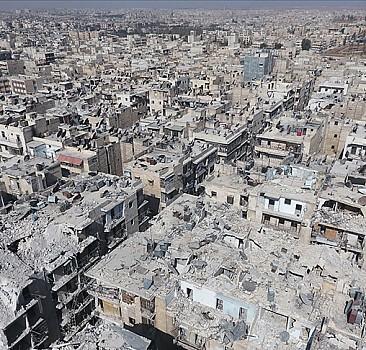 Suriye'deki iç savaşın maliyeti 1,2 trilyon dolardan fazla