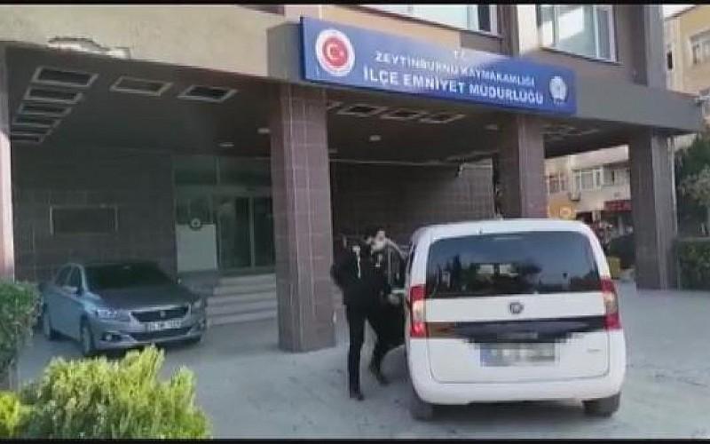 Zeytinburnu'nda Türk bayrağını yaktığı iddia edilen kişiye dava açıldı