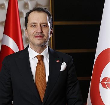 Fatih Erbakan'dan 'Kadınlar Günü' mesajı