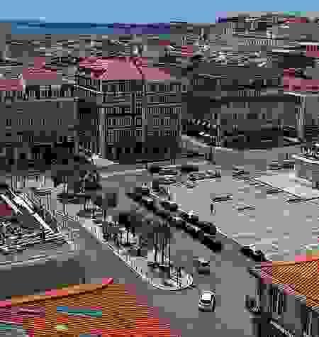 Kovid-19 vakalarının arttığı Lizbon'da hafta sonu kente giriş ve çıkışlar yasaklandı