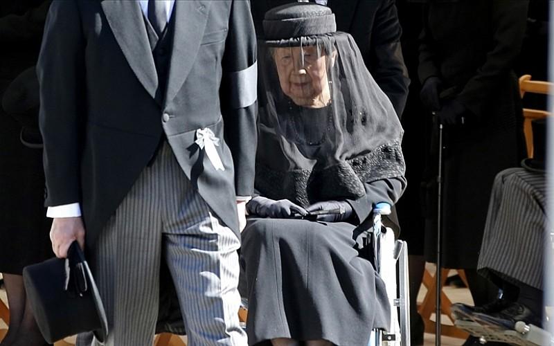 Japonya'da 97 yaşındaki Prenses Yuriko kalp ritmi rahatsızlığı nedeniyle hastaneye kaldırıldı