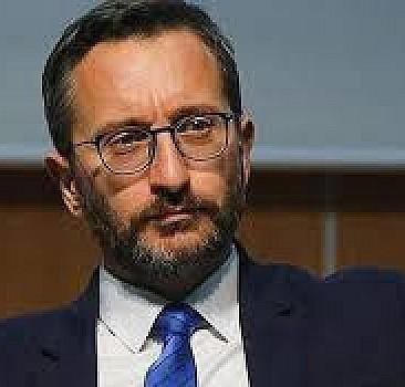 Fahrettin Altun'dan, Kılıçdaroğlu'na yanıt