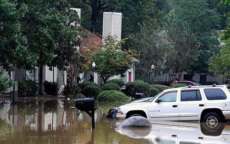 ABD'nin Alabama eyaletindeki selde 4 kişi hayatını kaybetti