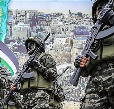 Kudüs'ün Kılıcı' adlı operasyon başladı