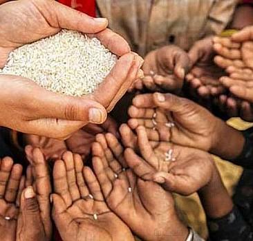 100 milyondan fazla insan açlıkla karşı karşıya