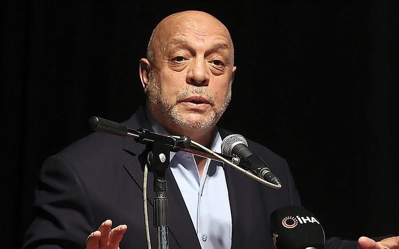 Hak-İş Başkanı Arslan, Lübnan'da sendikalar, halk ve Filistinlilerle dayanışma mesajları verdi