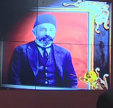 Mehmet Akif Ersoy'un yaşadığı evi ilk kez TRT Haber görüntüledi
