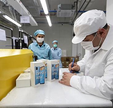 Oppo test üretimine başladı