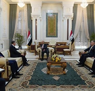 'Kalplerin elçisi' Fatih Yıldız Bağdat'taki görevine veda ediyor