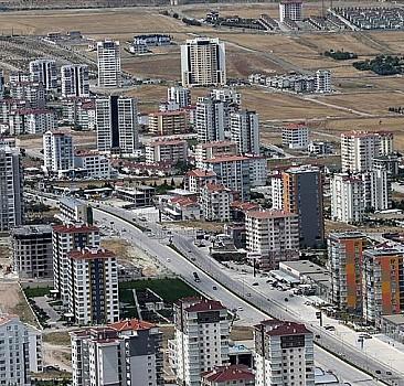 Türkiye genelinde yılın 4 ayında 851 bin 612 gayrimenkul satıldı