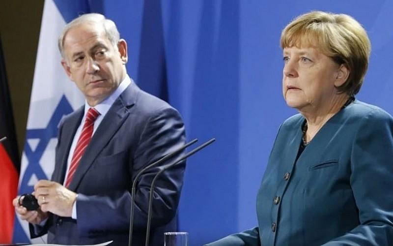 Merkel'den skandal açıklama