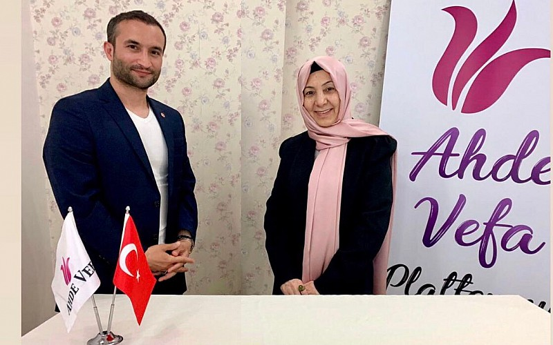 Ahde Vefa Platformu Üniversite öğrencilerine Burs verecek