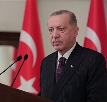 Cumhurbaşkanı Erdoğan, bugünkü mesaisini paylaştı