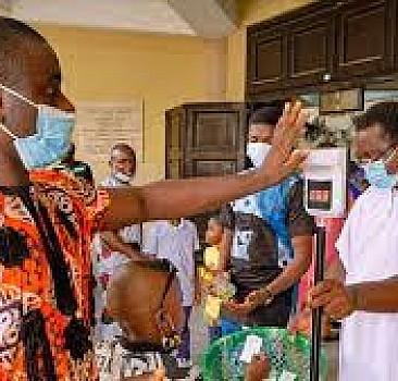 Nijerya'da ikinci doz Kovid-19 aşısı yaptıran kişi sayısı 1,6 milyonu geçti