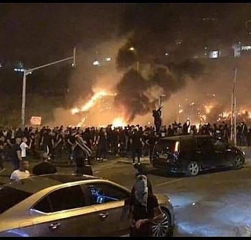 İsrail'de kaçışlar başladı! Şehri boşaltıyorlar