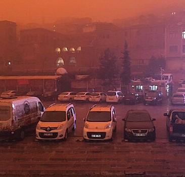 Türkiye'ye geliyor! Çöl tozunda virüs tehlikesi