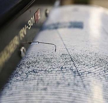Japonya'da 6,2 büyüklüğünde deprem