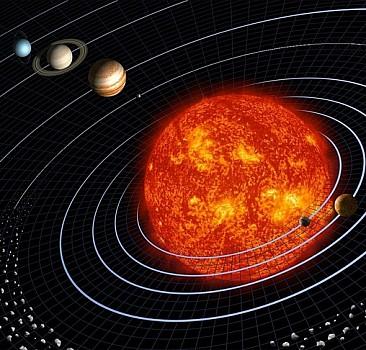 Güneş Sistemi'nde 'çekimsel otoban' ağı keşfedildi