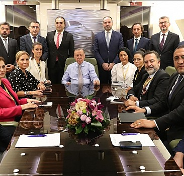 Erdoğan: Afganistan'ın süratle toparlanması için her türlü desteği vermeye hazırız