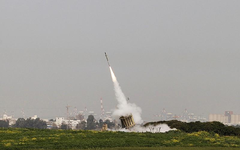 İsrail, Rumların hava savunma sistemini test etti