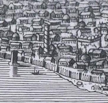 İstanbul'un kayıp kulesi: Belisarius