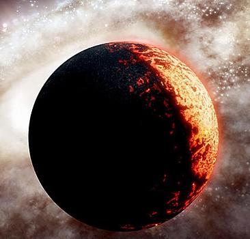 Yeni gezegen keşfedildi! 10 milyar yıl yaşında