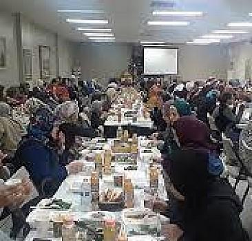ABD'de Türklerin en yoğun yaşadığı Paterson'da iftar yemeği verildi