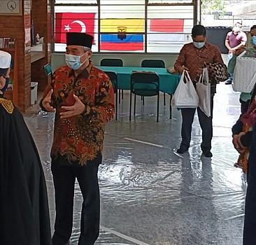 İHH'dan Ekvador'a yardım