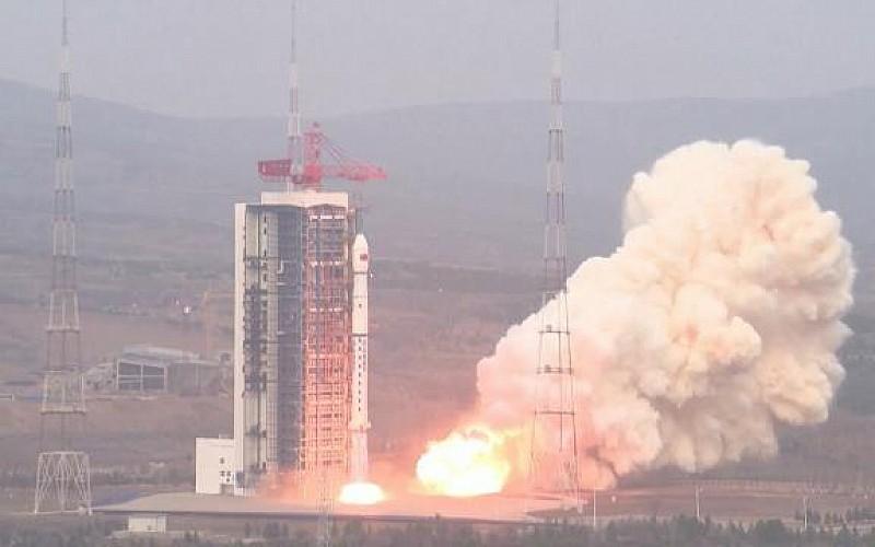 Çin Şiyan-6'nın üçüncüsünü fırlattı