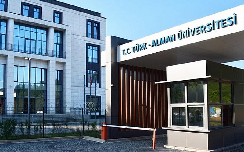 Türk-Alman Üniversitesi 9 akademik personel alacak