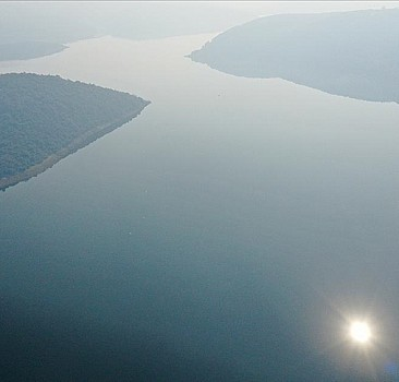 İstanbul'un barajlarındaki su miktarı 58,23'e çıktı