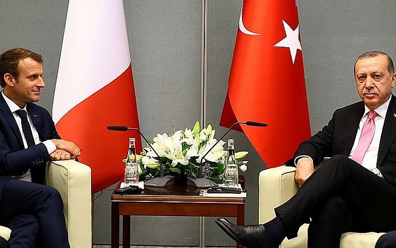 Macron: Erdoğan ile konuşmalıyız