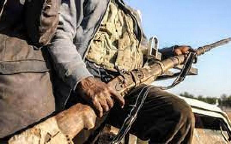55 silahlı çete üyesi yakalandı