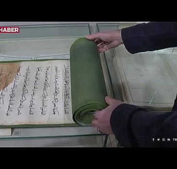 Fatih'in Vakfiyesi TRT Haber'de