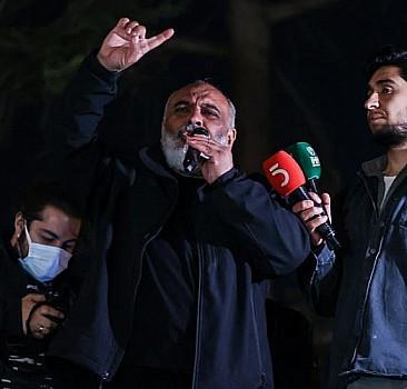 İstanbul Mescid-i Aksa için toplandı