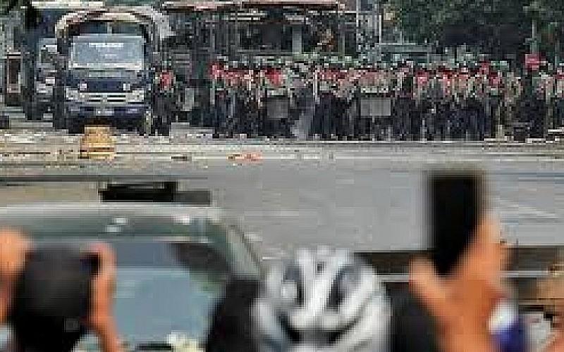 Myanmar ile işbirliğini durdurdular